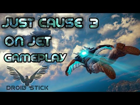 JUST CAUSE 3  JET DIVING  GAMEPLAY  •