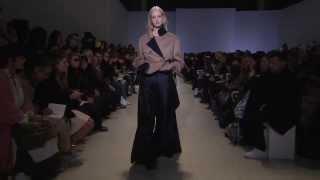 YANG LI AW14/15 WOMENSWEAR SHOW PARIS FASHION WEEK