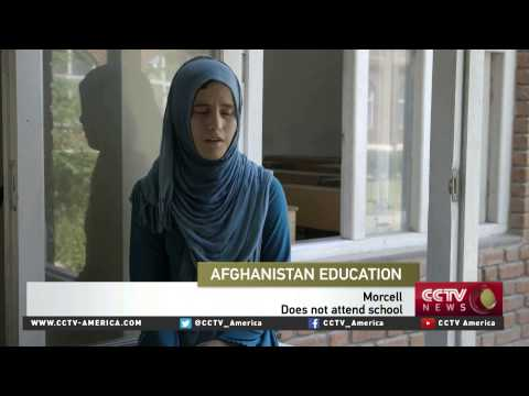 Afghanistan education faces challenges