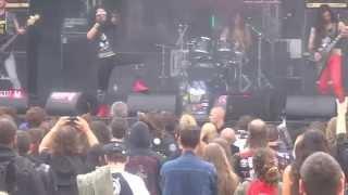 Metalucifer - Heavy metal drill [Fall of Summer 2015]