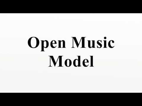 Open Music Model