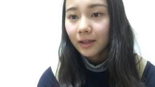 161021 松本 慈子(SKE48 チームS) SHOWROOM.