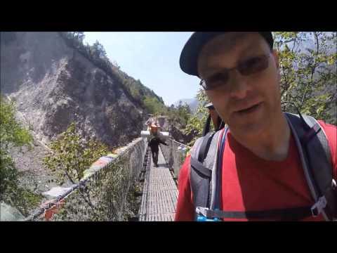 Mount Everest Base Camp Trek - April to May 2016 (3 weeks)