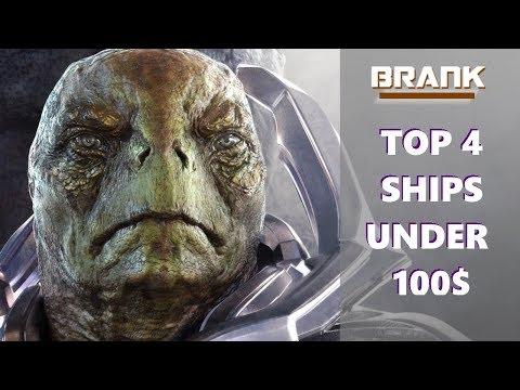 Star Citizen Alpha 3.0 - Top 4 Ships Under 100$