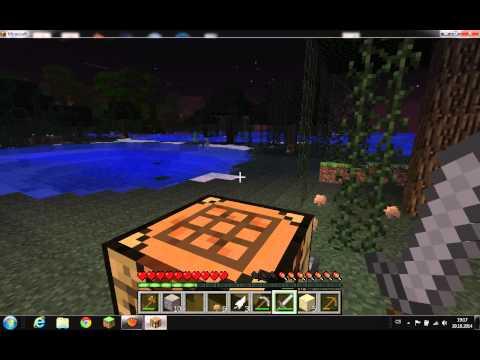 1. začáteční video minecraft