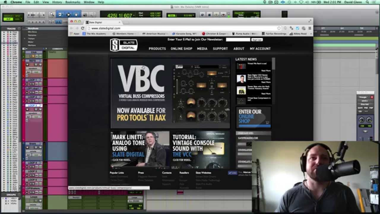 Slate Digital VMR (Virtual Mix Rack) — Free Revival Module