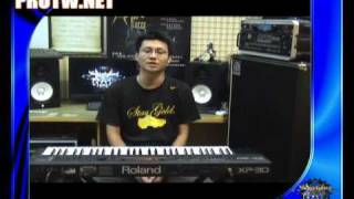 Keyboard 鍵盤 - 基礎入門(一) Keyboard Lesson 1