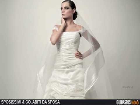 44e6dadbf2ea Sposissimi   Co Abiti da sposa Bologna - YouTube