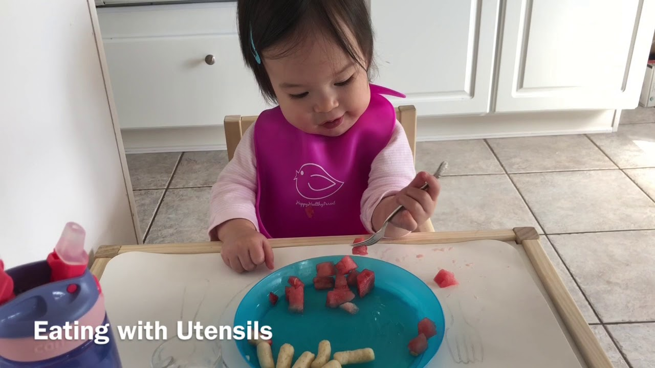 Montessori Practical Life at Home: 11-12 Months Old