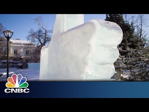 Can the Arctic rival Silicon Valley? | CNBC International