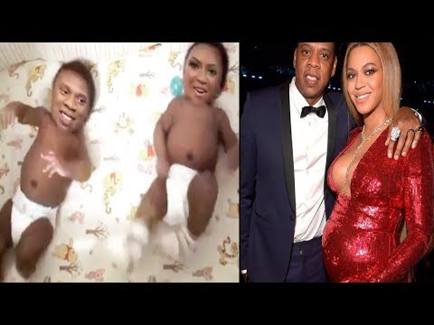 Twitter goes CRAZY over the birth of Beyonce's TWINS! (they're premature & still being hospitalized)
