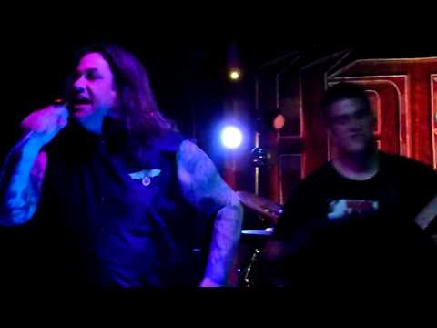 "Hatriot - ""Murder American Style"" & 3 more songs - Live 01-18-14 - Spancky's Bar - Cotati, CA"