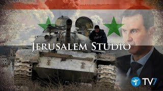 Latest developments in Syria - Jerusalem Studio 342