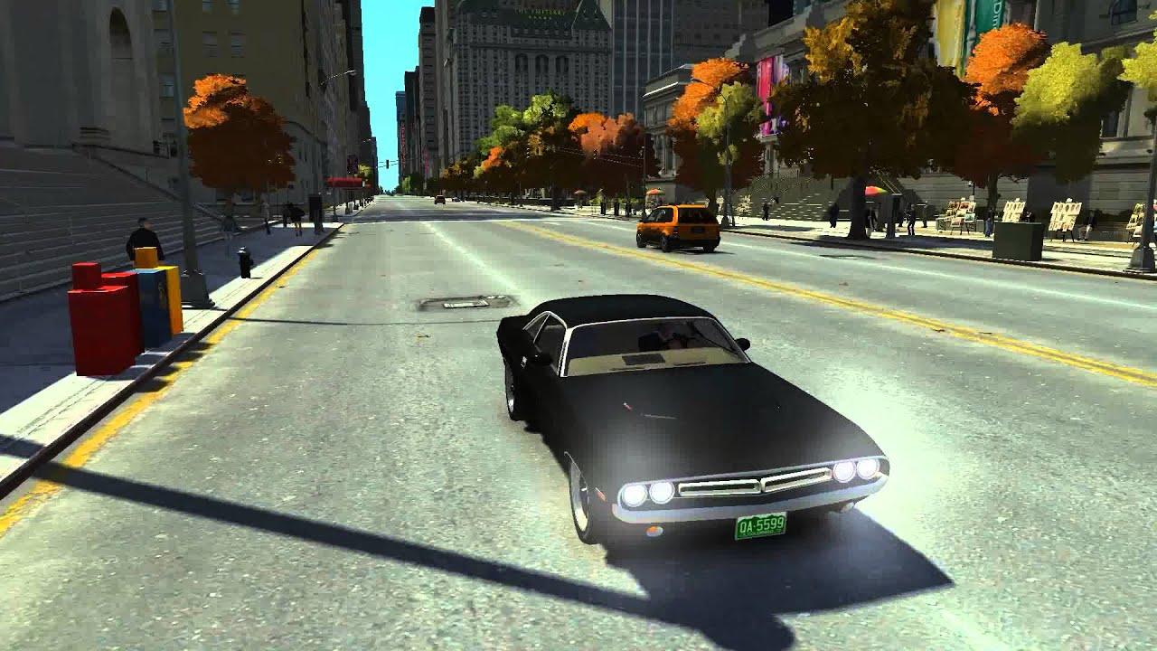 86 1971 dodge challenger vanishing point movie car new car gta iv rh youtube com