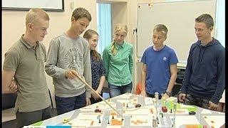 Презентация школьного стенда для изучения ПДД состоялась в Петрозаводске