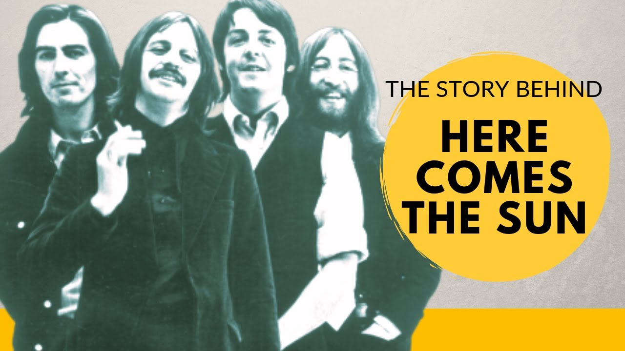 """The Story Behind The Beatles' """"Here Comes the Sun"""" - YouTube"""
