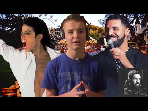 A NEW MICHAEL JACKSON SONG IN 2018?!  ('Don't Matter To Me' w/ Drake) (HIStory In The Mix)