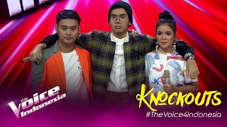 Download lagu Dimas vs Maria vs Kaleb Knockouts The Voice Indonesia GTV 2019 MP3