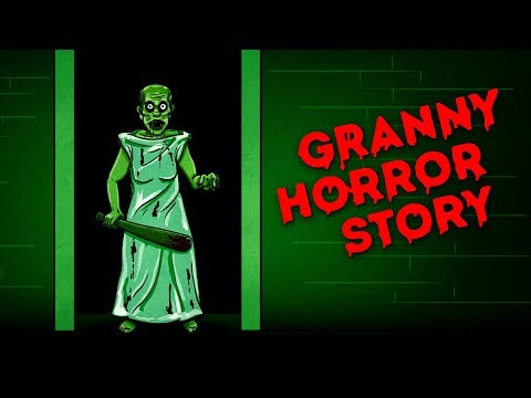 Granny Horror Story! True Halloween Stories