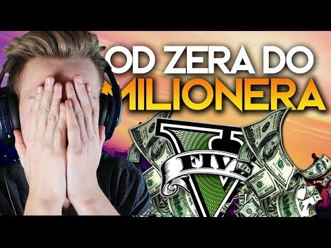 """GTA V """"OD ZERA DO MILIONERA"""" #13 - NIELEGALNE ZAWODY! 🥊"""