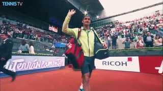 2015 Mutua Madrid Open - Wednesday Highlights and Interviews