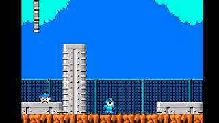 Mega Man 3 - Foodperson