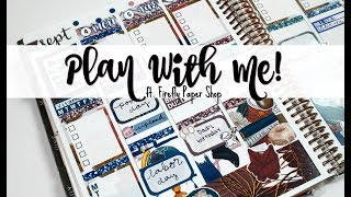 "Plan With Me! ft. Firefly Paper Shop ""Study Date"""