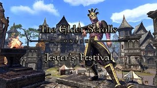 ESO Guide  Jester&#39s Festival +100% experience boost  All Quests &amp Information
