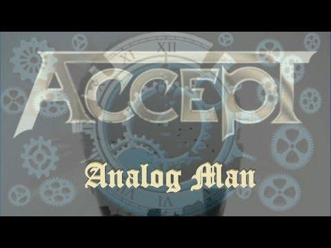 Accept - Analog Man