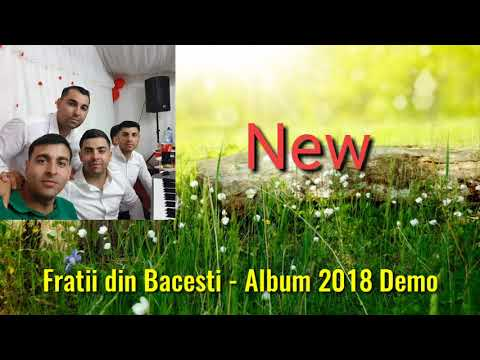 Fratii de la Bacesti album demo 2018 !
