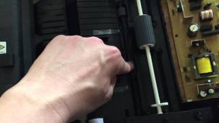Laser printer hack. Main parts and functioning of a laser printer