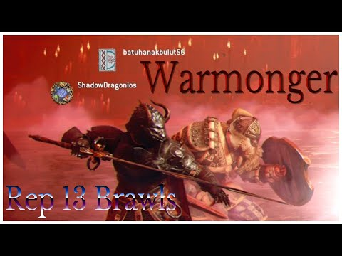 THE SHAME SPARES NONE || For Honor || Rep 13 Warmonger Brawls With batuhanakbulut56 [NO COMMENTARY] |