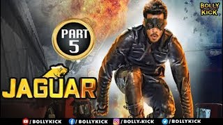 Jaguar Full Movie Part - 5 | Hindi Dubbed Movies | Nikhil Gowda Movies | Action Movies