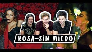 Baixar Reagindo a ANITTA #2 - Rosa & Sin Miedo | KISSES