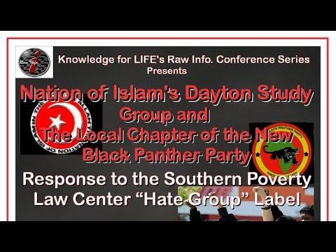 Are Black Organizations Hate Groups: SPLC vs NOI & NBPP pt 1 of 4