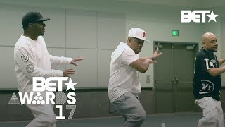 BET Awards Rehearsals Bonus Clip | BET Awards 2017