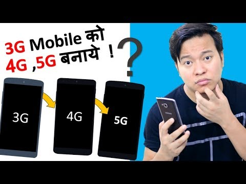 Convert 3G Mobile to 4G Phone to 5G Possible ?? - Don't Try This 😡😡 The Sad Reality of internet