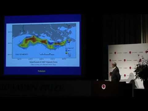 2010 Japan Prize Commemorative Lecture : Prof. Peter Vitousek