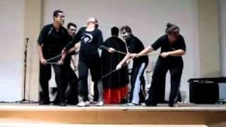 Teatro evangelistico - JOCUM (AC)