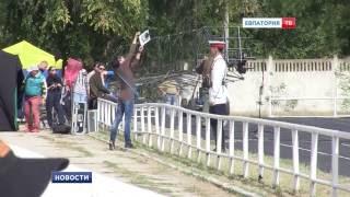 В западном Крыму снимают кино про легенду