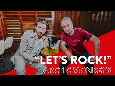 Studio Brussel Interview: Arctic Monkeys