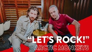 Studio Brussel Interview: Arctic Monkeys
