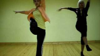 """Студия современного эстрадного танца """"Flash Dance"""""""