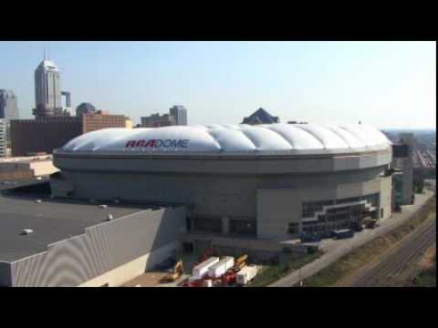 Rca Dome S Roof Deflated Youtube