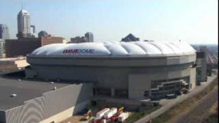 Rca Dome's Roof Deflated