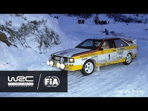 WRC Legend: Walter Röhrl