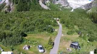 Camping Des Glaciers - La Fouly