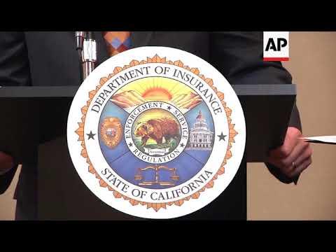 Official: California Fire Losses Top $1 Billion