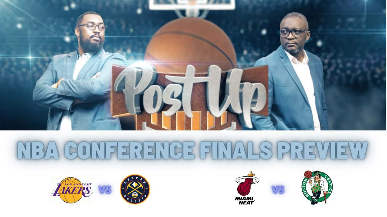 Post Up Show:  Episode 4 - Conference Finals Preview and Game 7 recap