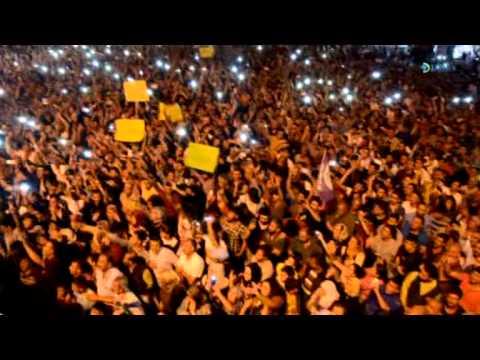 HDP Eş Genel Başkanı Selahattin Demirtaş,  Doğubayazıt'ta halka seslendi.